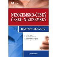 Nizozemsko-český / česko-nizozemský kapesní slovník - Elektronická kniha