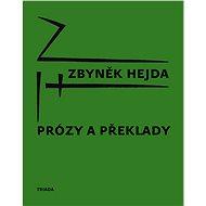 Prózy a překlady - Elektronická kniha