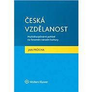 Česká vzdělanost - Elektronická kniha