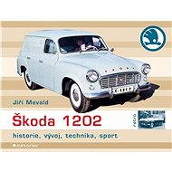 Škoda 1202 - Elektronická kniha