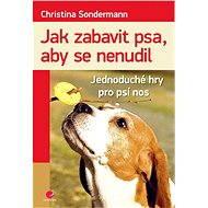Jak zabavit psa, aby se nenudil - Elektronická kniha