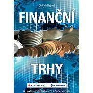 Finanční trhy - Elektronická kniha