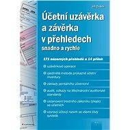 Účetní uzávěrka a závěrka v přehledech - Jiří Dušek