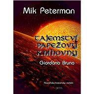 Tajemství papežovy knihovny - Mik Peterman