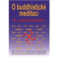 O buddhistické meditaci - Elektronická kniha