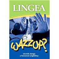 WAZZUP? Slovník slangu a hovorové angličtiny - Lingea