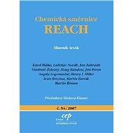 Chemická směrnice REACH - Elektronická kniha