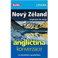 Nový Zéland + česko-anglická konverzace za výhodnou cenu - Elektronická kniha ze série Inspirace na cesty,  Lingea