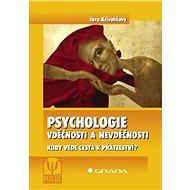 Psychologie vděčnosti a nevděčnosti - Elektronická kniha