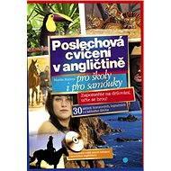 Poslechová cvičení v angličtině - Elektronická kniha
