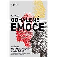 Odhalené emoce - Elektronická kniha