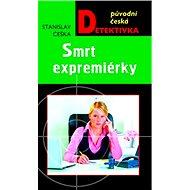 Smrt expremiérky - Elektronická kniha