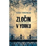Zločin v Yorku - Elektronická kniha