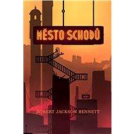 Město schodů - Elektronická kniha