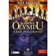 Bohové Olympu 5 – Krev polobohů - Elektronická kniha