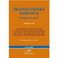 Maastrichtská smlouva: patnáct let poté - Elektronická kniha