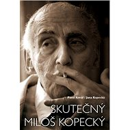 Skutečný Miloš Kopecký - Elektronická kniha