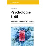 Psychologie 3. díl - Elektronická kniha