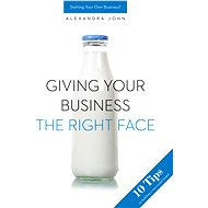 Giving your business the right face - Elektronická kniha