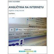 Angličtina na internetu - Elektronická kniha