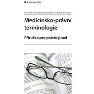 Medicínsko-právní terminologie - Elektronická kniha