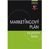 Marketingový plán na pivním tácku - Magdalena Čevelová