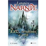 NARNIE – Lev, čarodějnice a skříň - Elektronická kniha