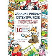 Záhadné případy detektiva Foxe - Elektronická kniha