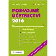 Podvojné účetnictví 2016 - Elektronická kniha