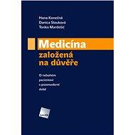 Medicína založená na důvěře - Elektronická kniha
