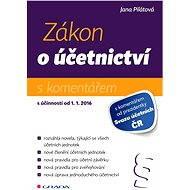 Zákon o účetnictví - Jana Pilátová