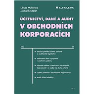 Účetnictví, daně a audit v obchodních korporacích - Elektronická kniha