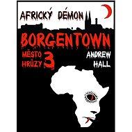 Africký démon - Elektronická kniha