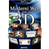 Moderní Web ve 3D - Elektronická kniha