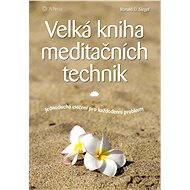 Velká kniha meditačních technik - Ronald D. Siegel