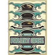 Projekt Opice - Elektronická kniha