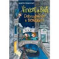 Vincent a Bóďa - Dobrodružství v Benátkách - Elektronická kniha