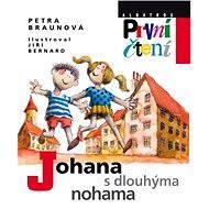 Johana s dlouhýma nohama - Elektronická kniha