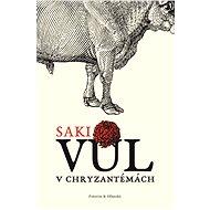 Vůl v chryzantémách - Saki