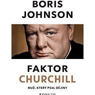 Faktor Churchill - Elektronická kniha