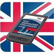 Velký anglicko-český/ česko-anglický slovník (pro PocketBook) - Elektronická kniha