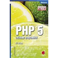PHP 5 - Elektronická kniha