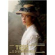 Tess z d´Urbervillů - Thomas Hardy, 473 stran