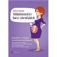 Těhotenství bez strašáků - Elektronická kniha