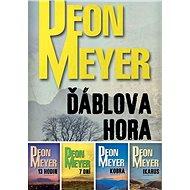 5 detektivních thrillerů Deona Meyera za výhodnou cenu - Elektronická kniha