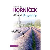 Listy z Provence - Elektronická kniha