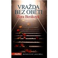 Vražda bez oběti - Elektronická kniha