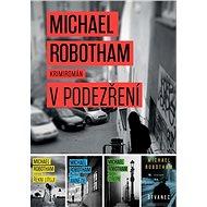 5 krimirománů Michaela Robothama za výhodnou cenu - Elektronická kniha