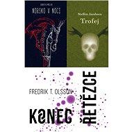 3 thrillery za výhodnou cenu - Elektronická kniha - různí autoři, 651 stran