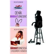 3x humor s Bridget Jones za výhodnou cenu - Helen Fieldingová